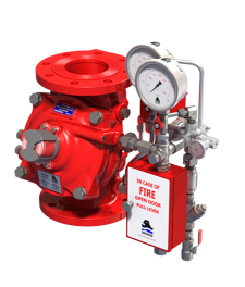 Bermad Electrically Controlled Deluge Valve | 400Y-3UM