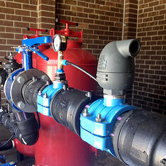 automatic air valves for your irrigation system