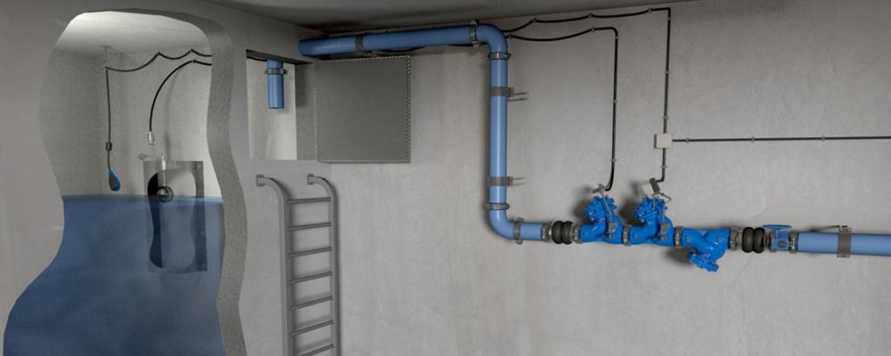 Bermad_Level control valve5