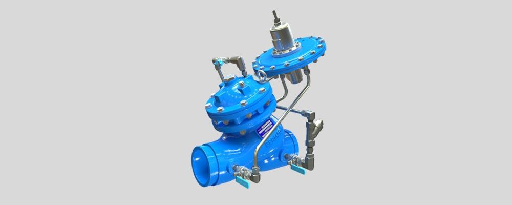 Bermad_Level control valve7
