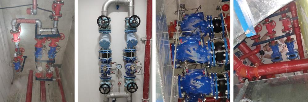 Bermad Hydraulic Control valves