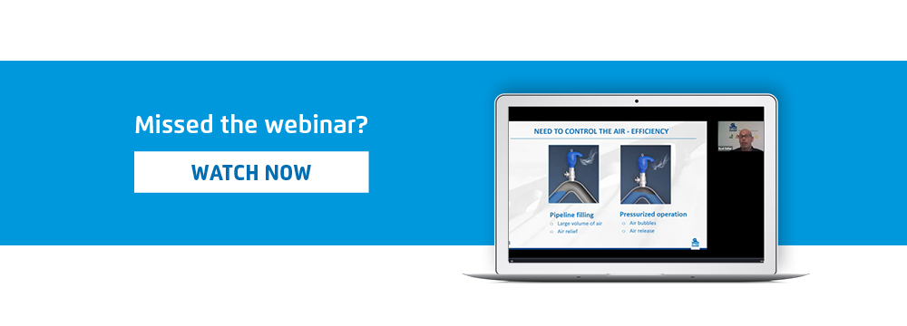 Watch Now webinar ir Control in Sewage and Wastewater Applications