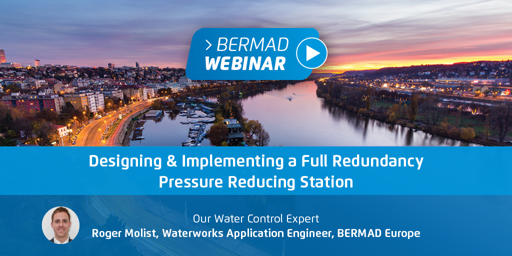 Designing & Implementing a Full Redundancy Pressure Reducing Station