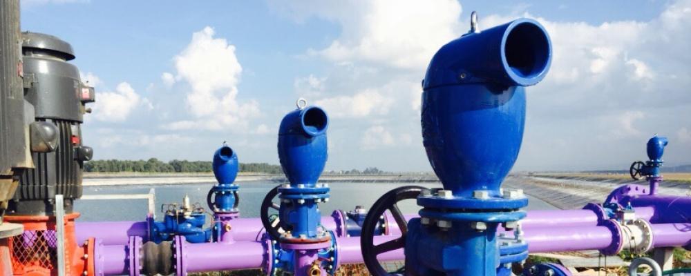 Combination air valve