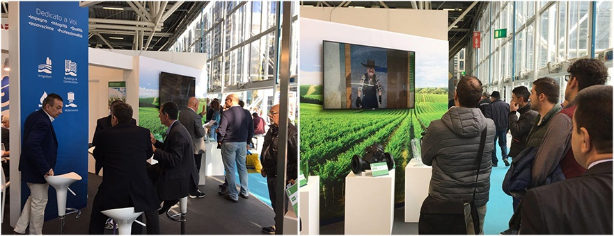 Irrigation Systems Valves at EIMA 2016