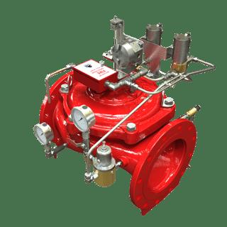 Tempa Rossa 400 Series Valve
