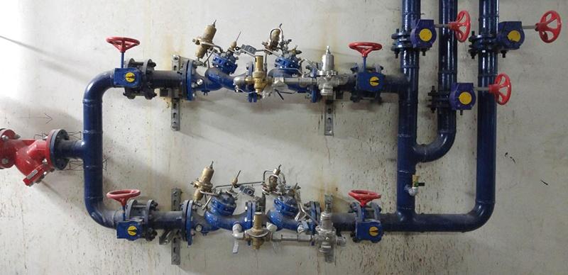 PRVs to Solve Pressure Regulation -1