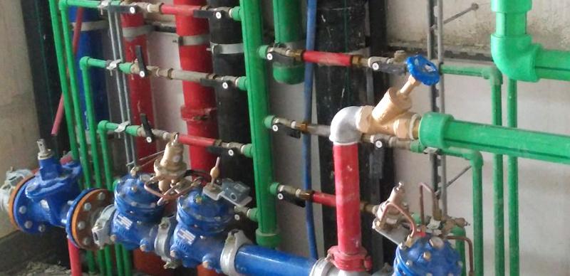 PRVs to Solve Pressure Regulation -3