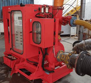 Diesel Fire Pump - PRV