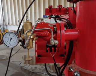 PRV valve for BERMAD