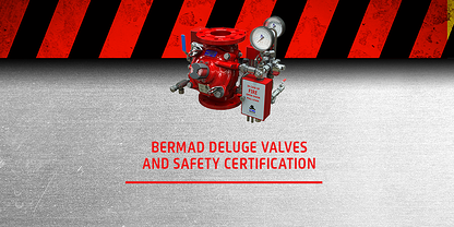 Deluge Valve - Safety
