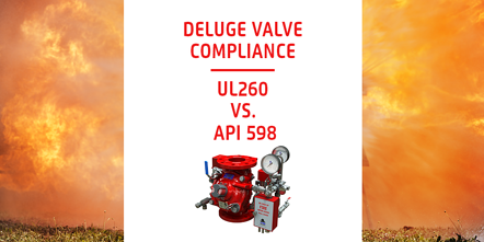 Deluge Valve Compliance