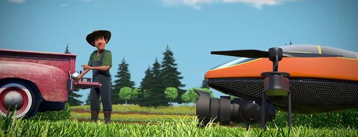 Farmer Joe's irrigation world