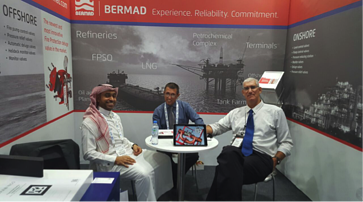 ADIPEC Fire Protection meeting in progress