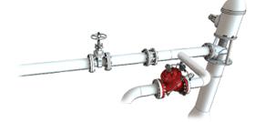 Water Hammer - 730-48 valve