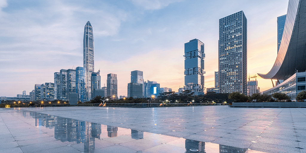 Case Study: BERMAD Helps Optimize Water System for Shenzhen OCT Tower in China