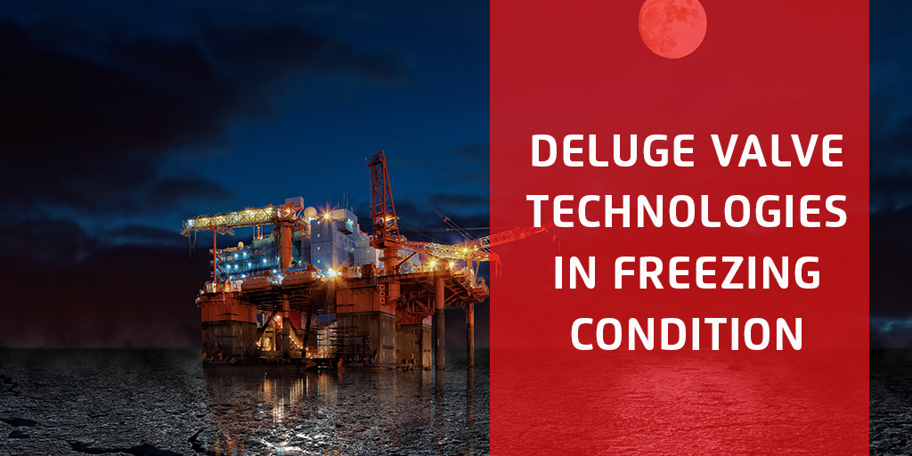 How to Protect Deluge Valves from Freezing Temperatures
