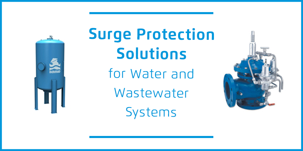 Surge Protection Solutions for Water and Wastewater Systems