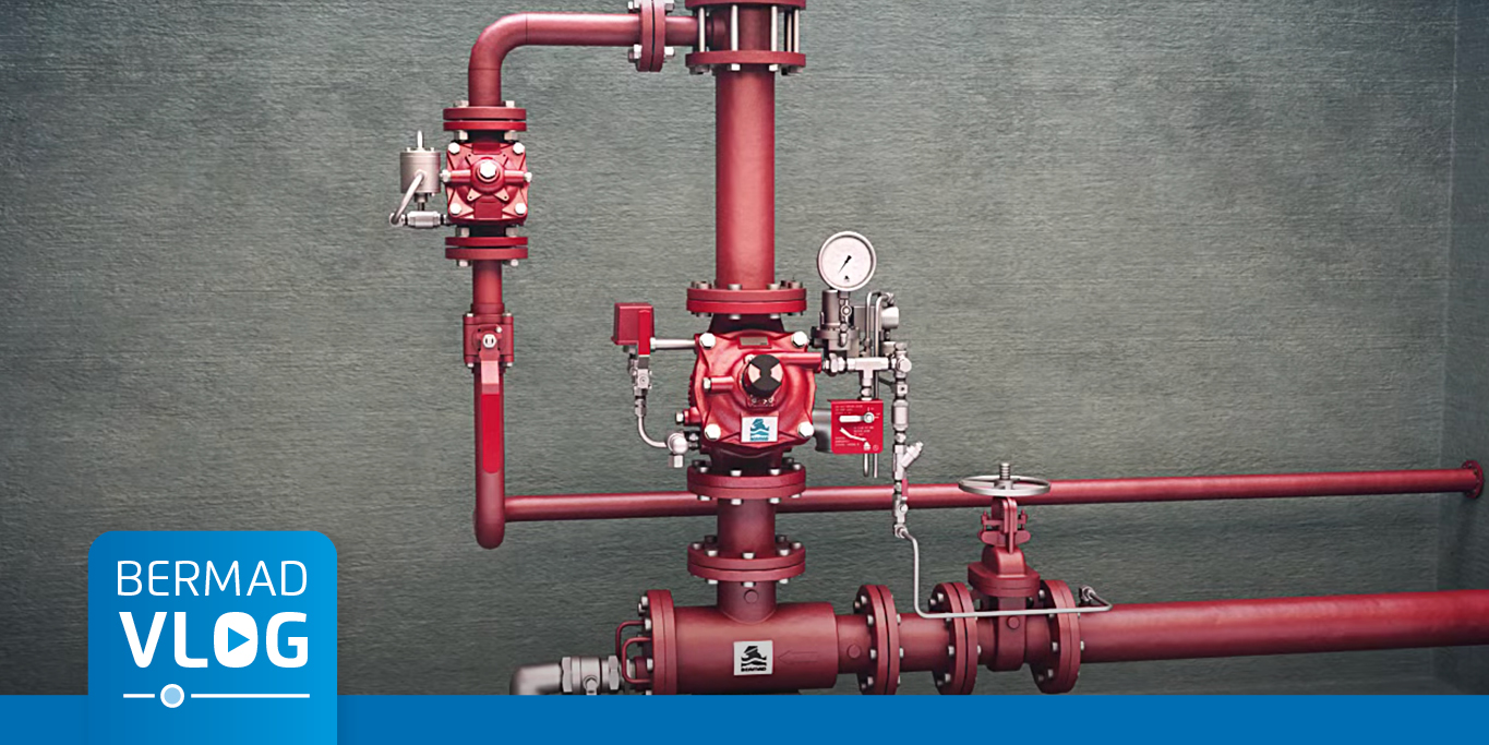 Pressure Reducing Valves for Fire Protection System in Railway Tunnels