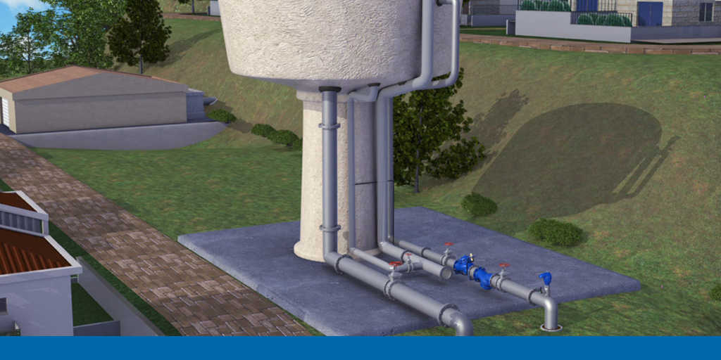 BERMAD Offers Comprehensive Solution for the Modernization and Automation of Water Supply in Karnataka, India