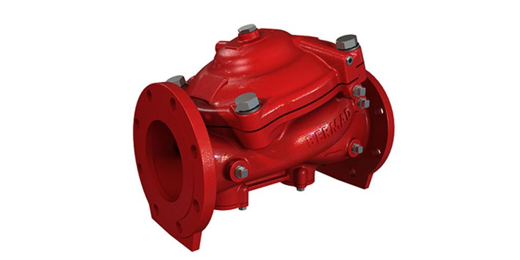 Como a Válvula de Dilúvio Atuada por Diafragma Torrent 400Y oferece desempenho líder em condições hidráulicas de extrema demanda?