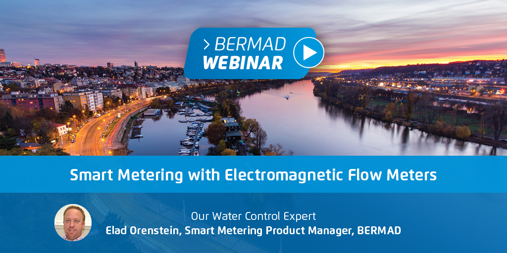 BERMAD Smart Metering with Electromagnetic Flow Meters — Your Questions Answered