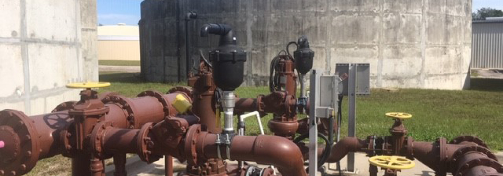 Sewage & Wastewater Combination Air Valves Reduce Maintenance Costs