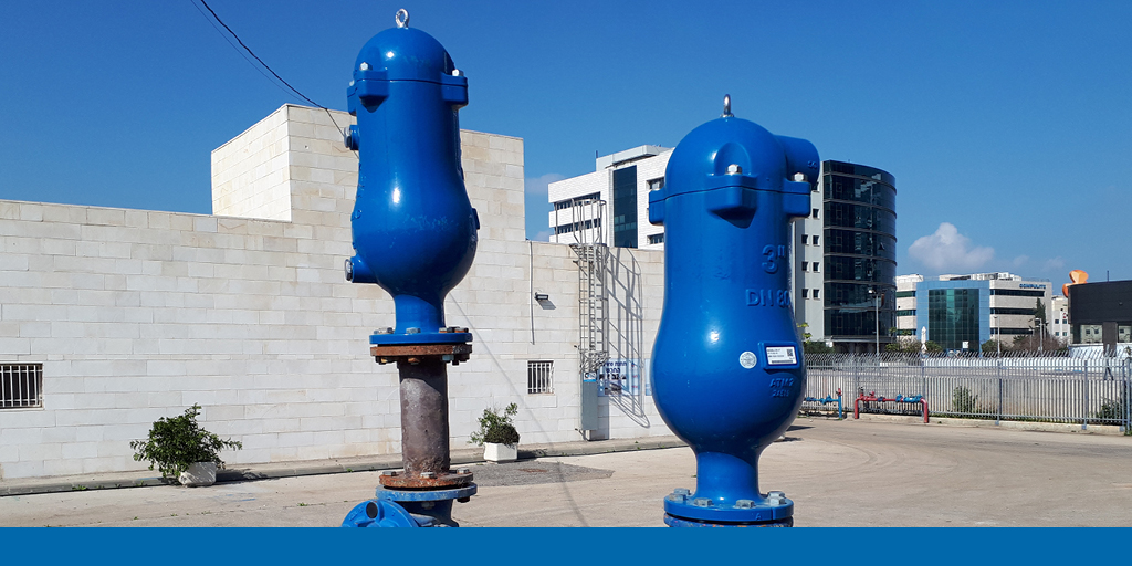 4 Ways BERMAD's C80 Air Valves Solve Common Challenges in Municipal Sewage and Wastewater Systems