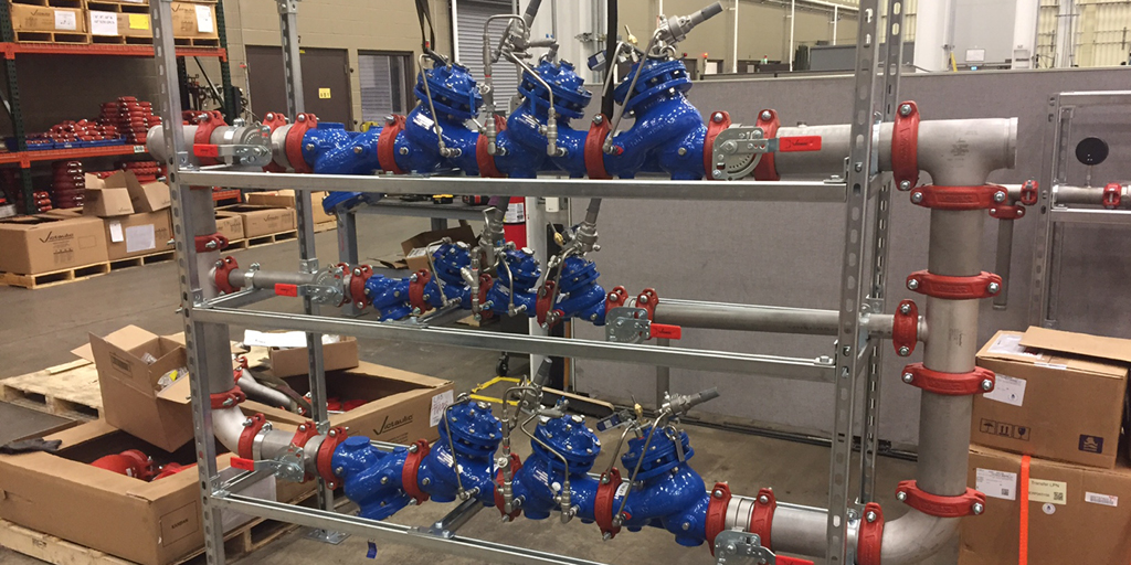 Benefits of Low Flow Bypass in Pressure Reducing Systems in Buildings