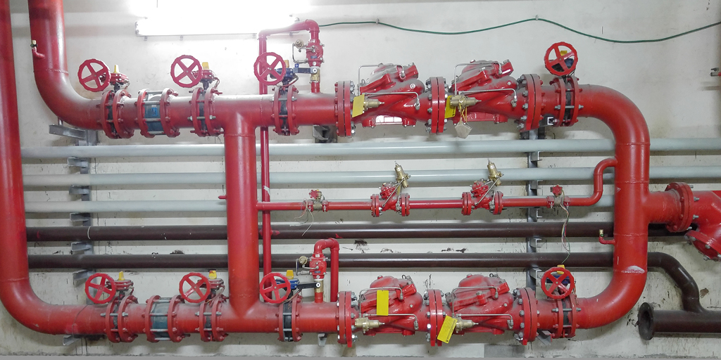 Control Valve Stations for Express Train Line to Jerusalem, Israel