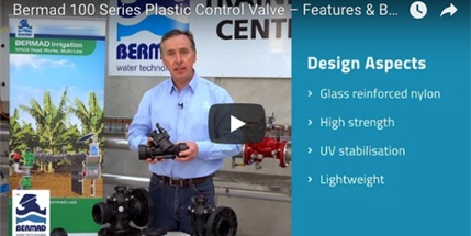 Plastic Control Valve -Features and Benefits