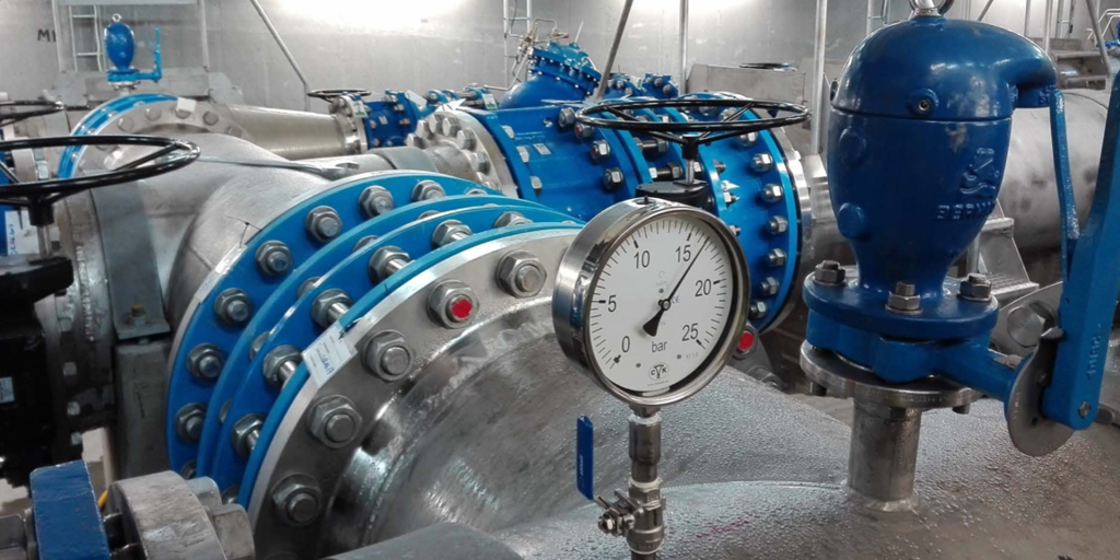 Pressure Reducing System Provides Fail-Safe Solution in Norway