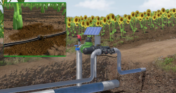 Protect Your Plot Irrigation System from Vacuum Conditions: Kinetic Air Valves
