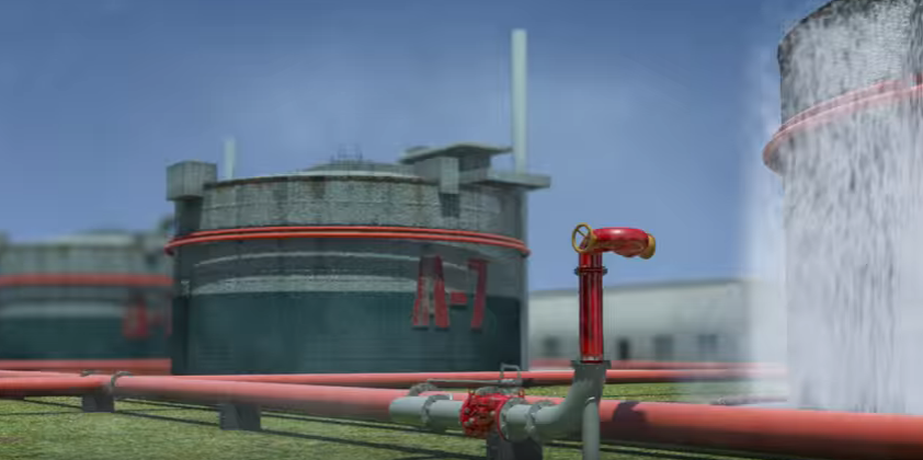 The Importance of a Fire Protection System for LNG