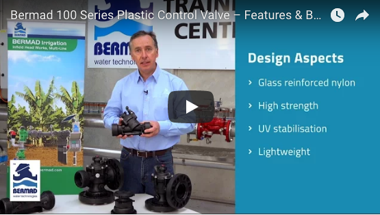 Plastic Control Valve - Features and Benefits
