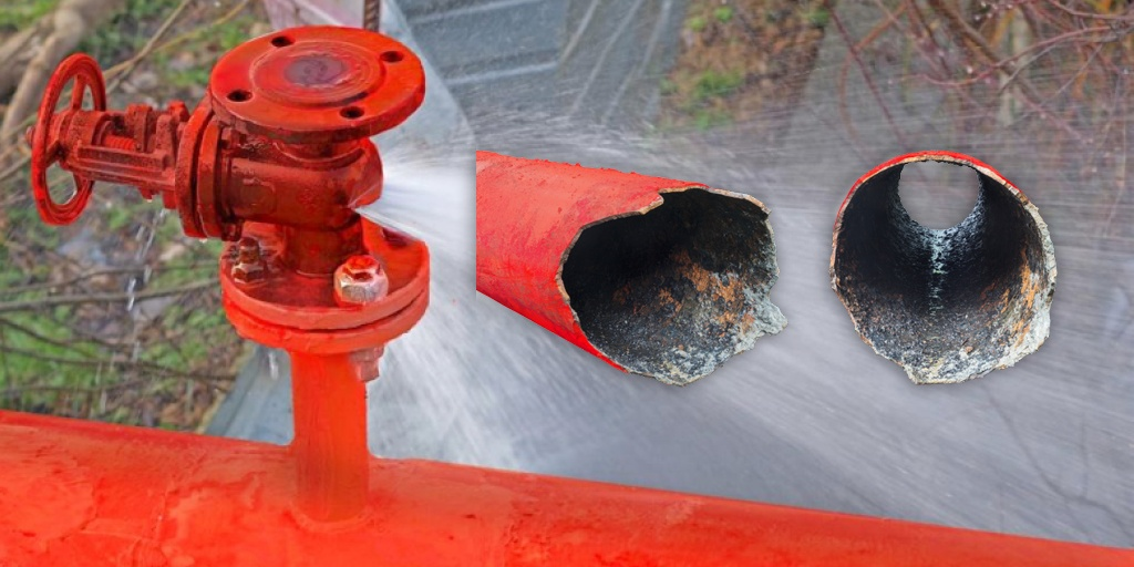 Reducing Water Pressure Surge and Water Hammer in Fire Protection Systems