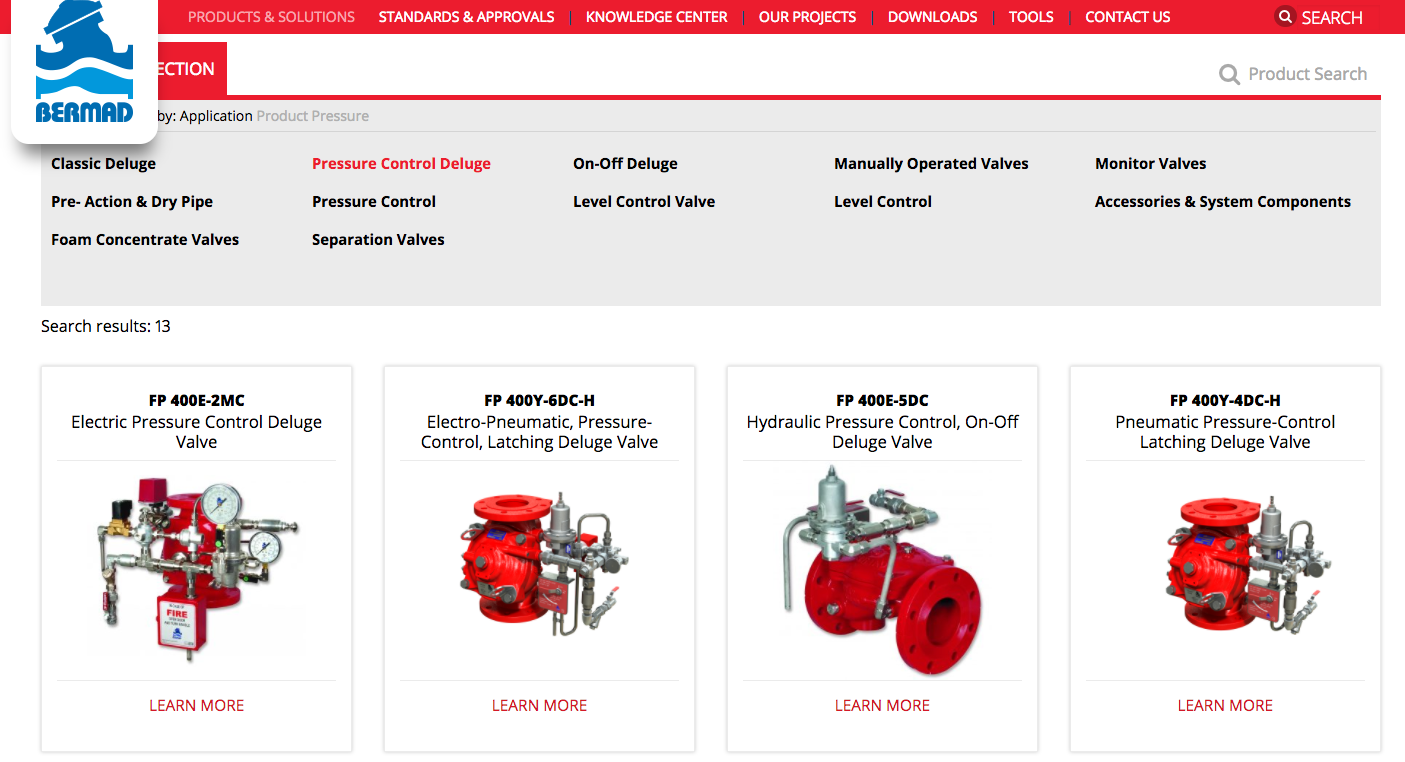 Announcing the New BERMAD Website and Fire Protection Blog