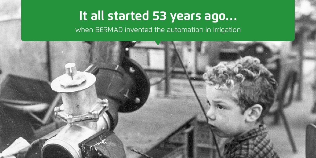Things you may or may not know about BERMAD – Part 1
