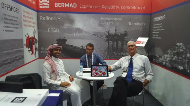 BERMAD at ADIPEC 2016